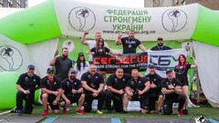 Чотири рекорди України: стронгмени розпочали сезон у Києві