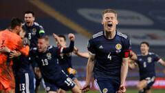 Впервые с 1998 года. Шотландия объявила заявку на Евро-2020