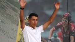 Джиро д'Италия. Шмид выиграл 11-й этап, Берналь укрепил лидерство