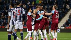 Вест Бромвіч – Вест Хем – 1:3. Відео голів та огляд матчу