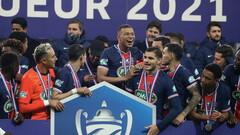 Монако – ПСЖ – 0:2. Видео голов и обзор матча