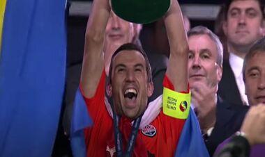 ВІДЕО. Рівно 12 років тому Шахтар виграв Кубок УЄФА