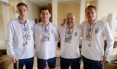 ВИДЕО. Игроки сборной Украины пригласили болельщиков на матч с Бахрейном