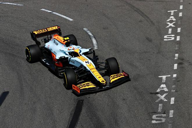 F1 McLaren сотрудничает с покер-румом