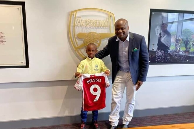 Почти Месси. Арсенал подписал в академию 10-летнего Лео Мессо