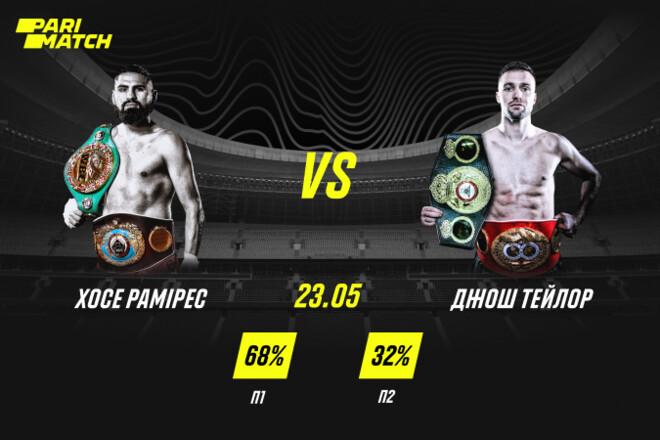 Тейлор или Рамирес - кто станет абсолютным чемпионом мира?