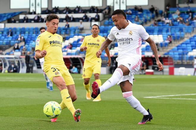 Реал - Вильярреал - 2:1. Текстовая трансляция матча
