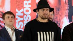 КРАСЮК: «Джошуа – воин, он победил Кличко. Не думаю, что он боится Усика»