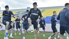 Артем БОНДАРЕНКО: «В сборной Украины душа радуется»