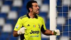Буффон хочет вернуться в сборную Италии