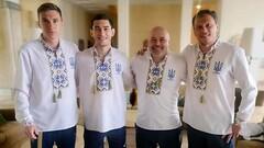 ВІДЕО. Гравці збірної України запросили уболівальників на матч із Бахрейном