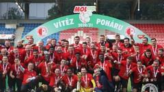 Качараба поза заявкою. Празька Славія виграла фінал Кубка Чехії