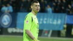 Бывший вратарь Динамо покидает латвийский клуб