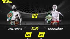 Тейлор або Рамірес - хто стане абсолютним чемпіоном світу?