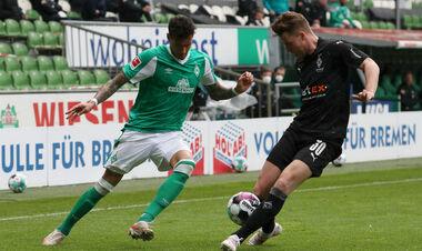 Вердер — Боруссия Менхенгладбах — 2:4. Видео голов и обзор матча