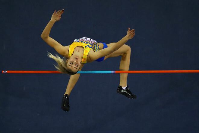 Золото и серебро. Геращенко обошла Магучих на соревнованиях в Германии