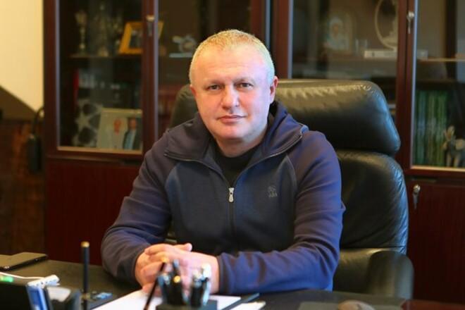 Он сплотил команду. Суркис рассказал о работе Луческу и триумфальном сезоне