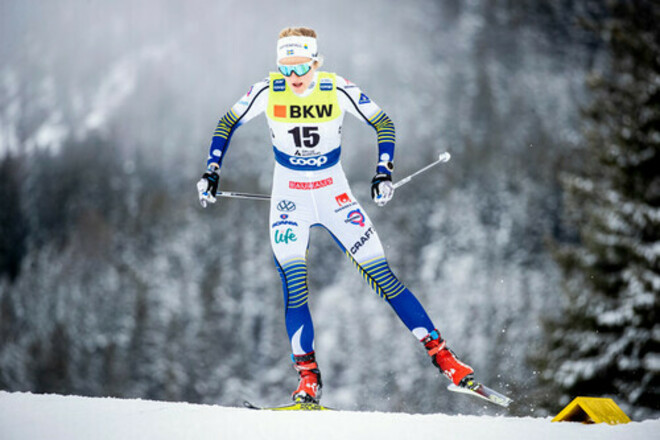 Стина НИЛЬССОН: «Мечтаю попасть в состав Швеции на Олимпиаду»