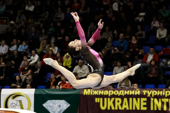 Ukraine International Cup. Кубок Стеллы Захаровой. Смотреть онлайн. LIVE