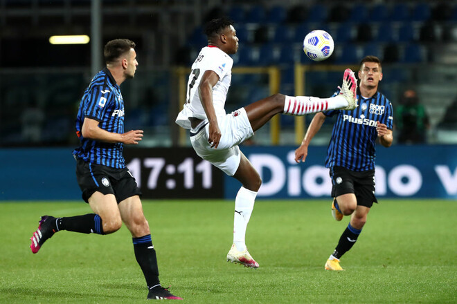 Аталанта - Милан - 0:2. Текстовая трансляция матча
