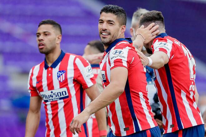 Вальядолид — Атлетико — 1:2. Золотая победа! Видео голов и обзор матча