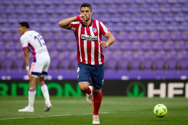 Луис СУАРЕС: «Атлетико провел отличный год»