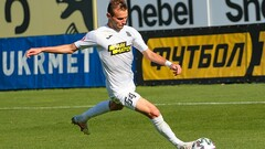 Заря ведет переговоры о трансфере украинца из испанского клуба