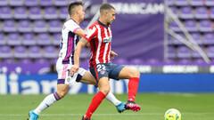 Вальядолид – Атлетико – 1:2. Текстовая трансляция матча
