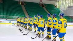 Дали бой, но проиграли. Украина уступила Словении на международном турнире