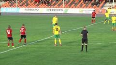 Горняк-Спорт – Авангард – 0:2. Видео голов и обзор матча