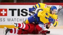 ЧМ по хоккею. Дания обыграла Швецию, вторая победа Германии
