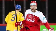 ЧМ по хоккею. Дания – Швеция – 4:3. Обзор матча