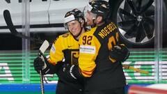 ЧМ по хоккею. Норвегия – Германия – 1:5. Обзор матча