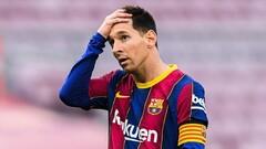 Источник: Месси продлит контракт с Барселоной