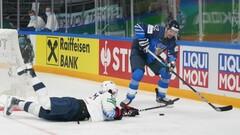 ЧМ по хоккею. Обзор матчей Великобритания - Россия, Финляндия - США