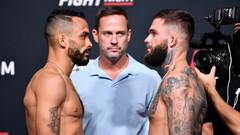 UFC: Роб Фонт – Коді Гарбрандт. Дивитися онлайн. LIVE трансляція