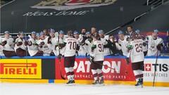 ЧМ по хоккею. Латвия проиграла Казахстану, Швейцария обыграла Чехию