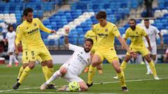 Реал — Вильярреал — 2:1. Видео голов и обзор матча