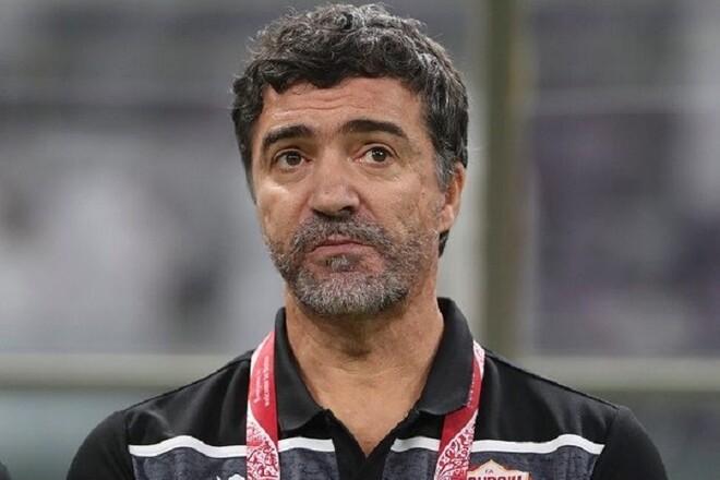 Тренер Бахрейна: «Могли выиграть 2:0. Украину на Евро вижу в 1/4 финала»