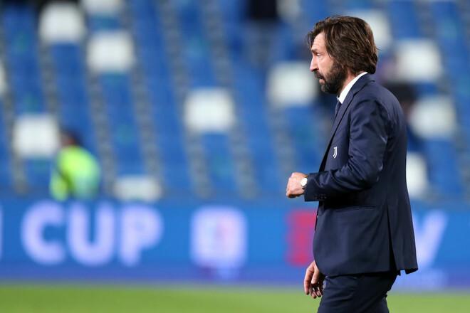 Андреа ПИРЛО: «Вижу себя тренером Юве в следующем сезоне»