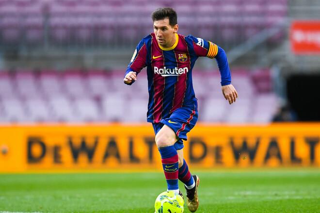 Месси стал лучшим бомбардиром Ла Лиги 5-й сезон подряд