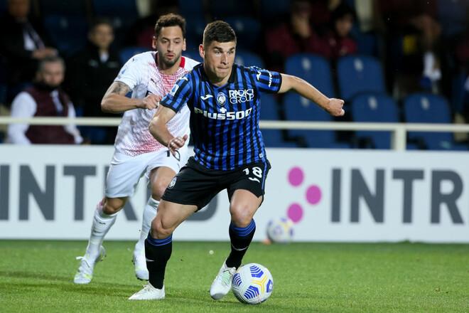 Маліновський став найкращим асистентом Серії А