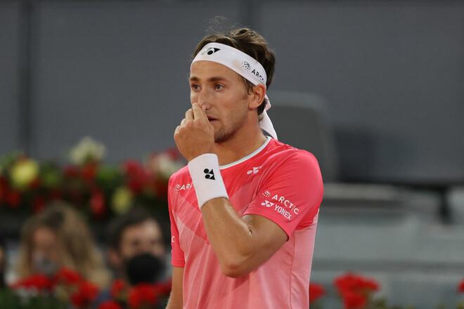 Рейтинг ATP. Марченко поднялся на одну позицию, Рууд повторил личный рекорд