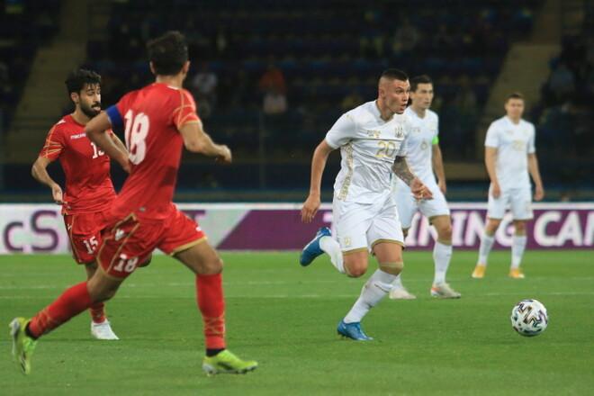 ФОТО. Как сборная Украины едва не проиграла Бахрейну