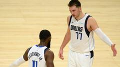 НБА. Трипл-дабл Дончича помог Далласу обыграть Клипперс на старте плей-офф