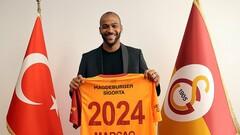 Маркао, яким цікавиться Динамо, продовжив контракт з Галатасараєм