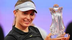 Гауфф и Бадоса выиграли турниры WTA