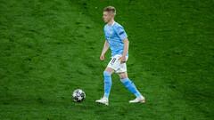 Зинченко выйдет в старте Манчестер Сити на матч с Эвертоном