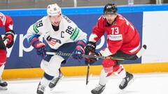 ЧМ по хоккею. США разгромили Канаду, вторая победа Швейцарии