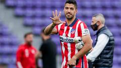 Суарес остается в Атлетико